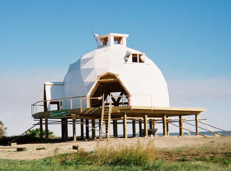 Goodkarmadomes Geodesic Dome Home